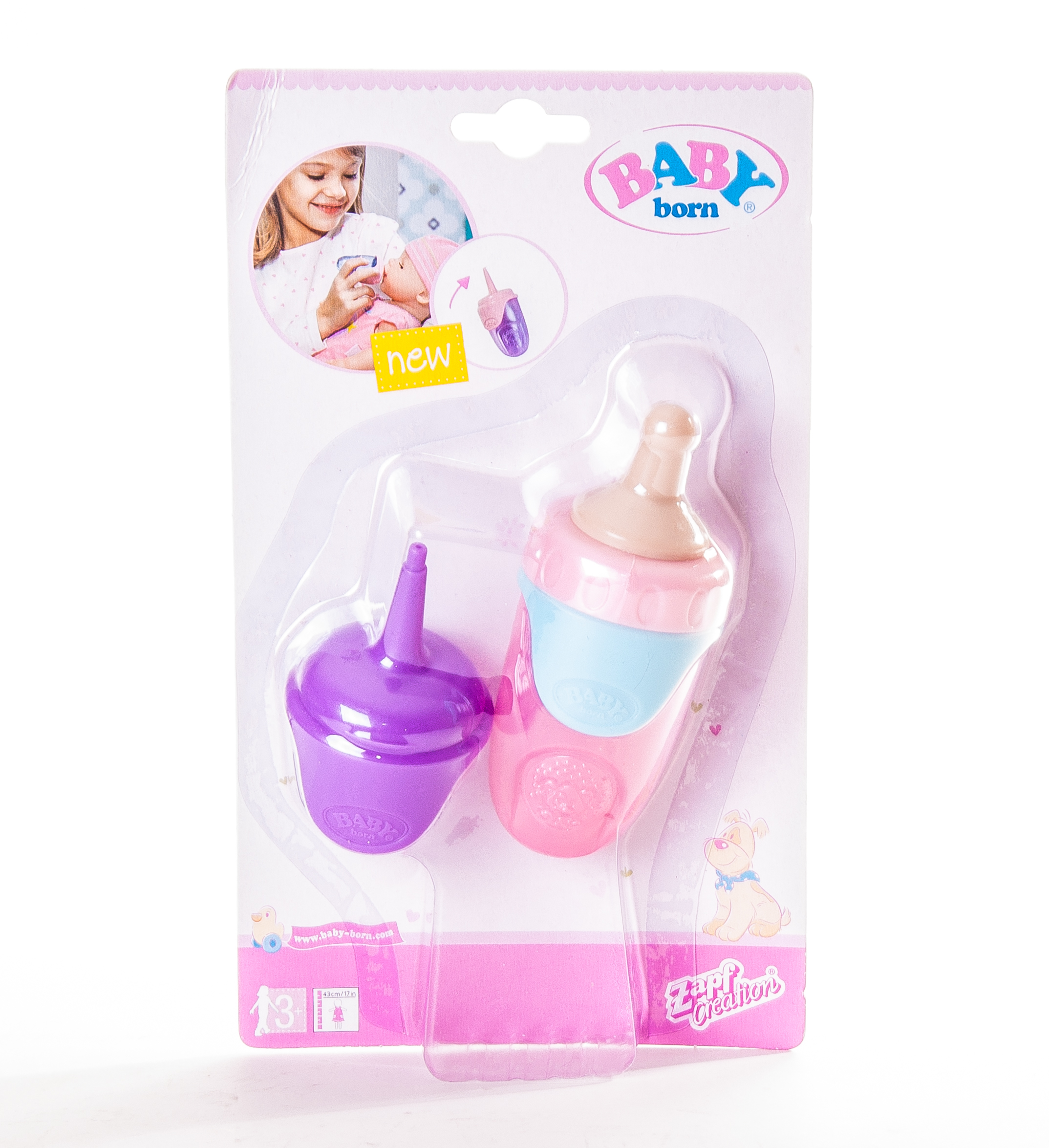 Как сделать кашу для куклы беби борн