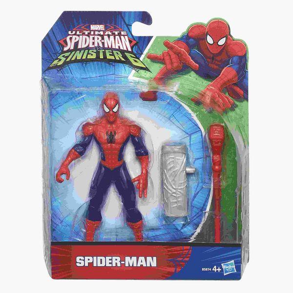 Сакс человек паук